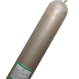 40cf Luxfer Aluflasche natural mit Monoventil