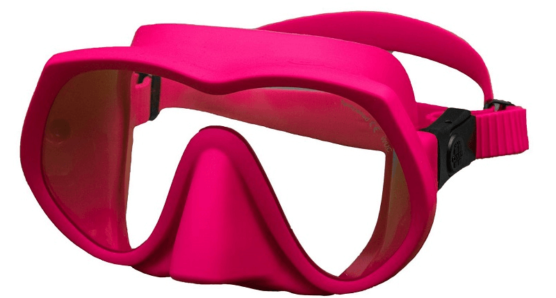 OMS Maske Tattoo pink
