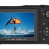 Sealife DC2000 Kamera ohne Gehäuse Rückseite