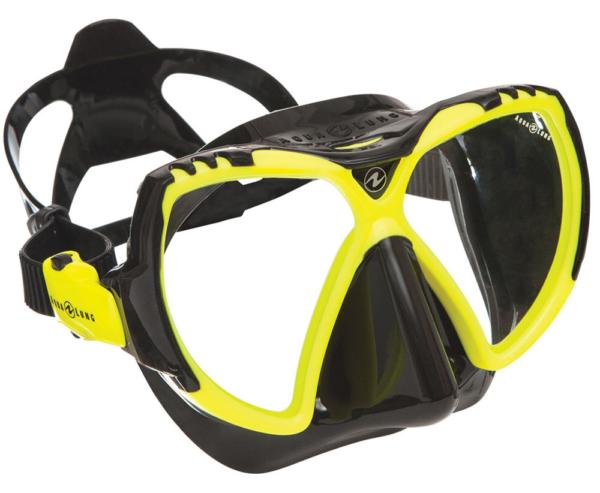 Aqua Lung Mission schwarz-gelb