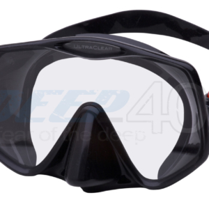 Atomic Aquatics Maske Frameless 2 schwarz