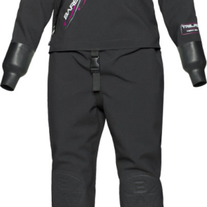 BARE Trilam Tech Dry Damen schwarz-pink