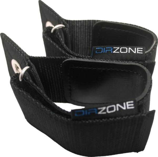 DIR ZONE Argonstraps für Alus an Backplates