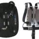 DIR ZONE Ring Monowing Set Stahl Backplate DIR Harness