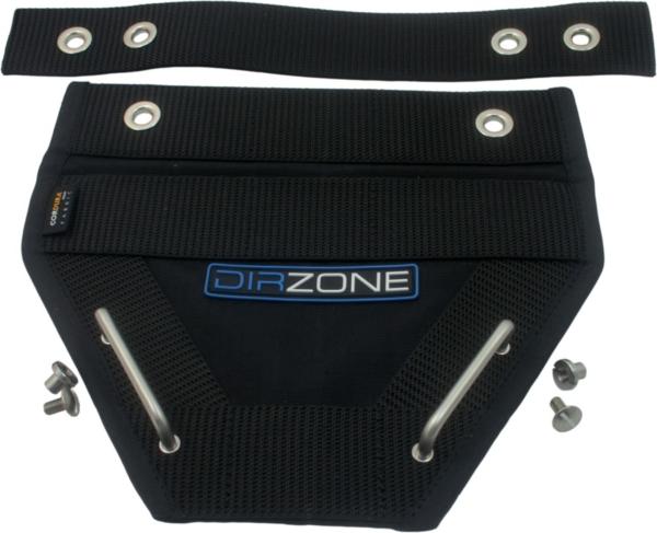 DIR ZONE Sidemount Backpad
