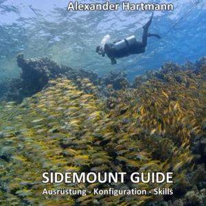 Sidemount Guide Buch Sidemounttauchen