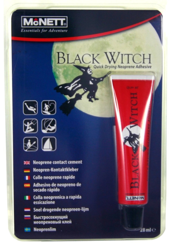 McNETT Black Witch Klebstoff