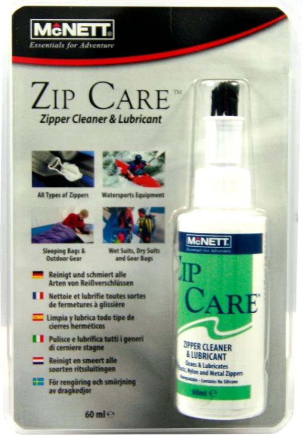 McNETT Zip Care Pflegemittel Reißverschlüsse
