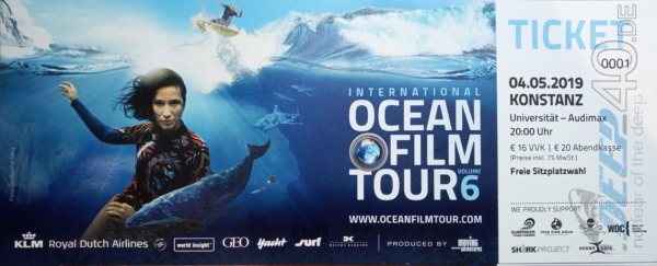 International Ocean Film Tour 6