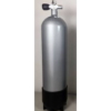Faber 12 Liter Stahlflasche Sidemount links