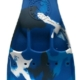 scubapro flosse jetfin urban blue camouflage