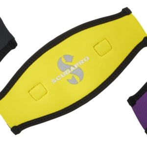 Scubapro Neoprenmaskenband Cover farbig