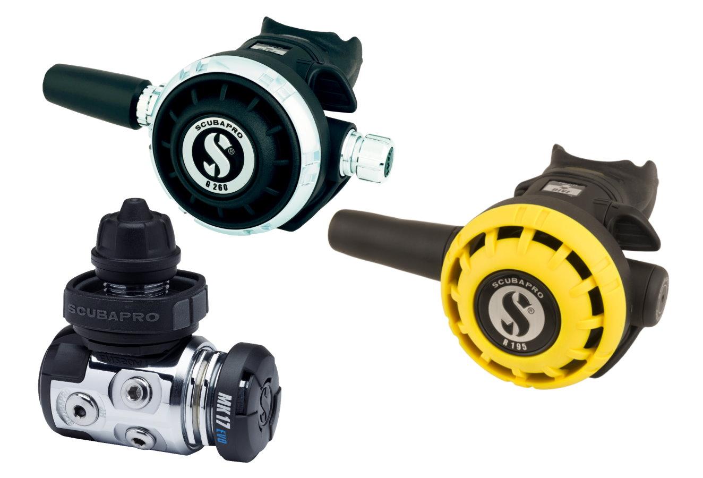 Scubapro INT-Adapter für DIN Atemregler