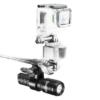SeaDragon 600 mit Selfie Stick Halterung