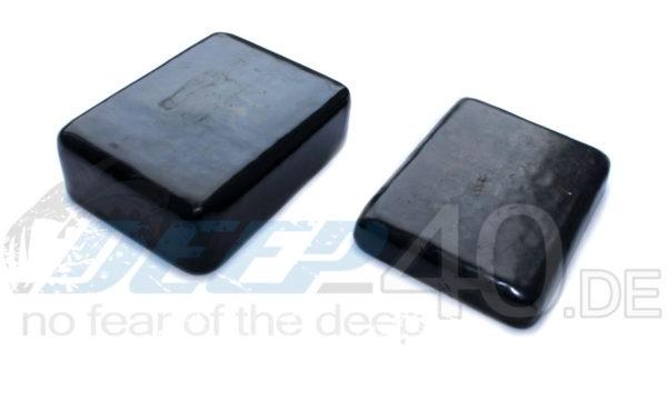 Sidemountblei beschichtet 1 und 2 kg