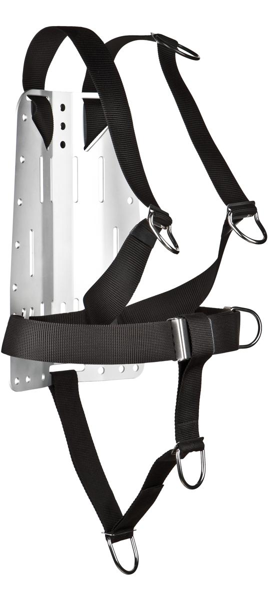 XDEEP Backplate mit DIR-Harness