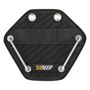 XDEEP Sidemount Buttplate