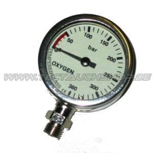 DIR ZONE Finimeter 52 mm Sauerstoff