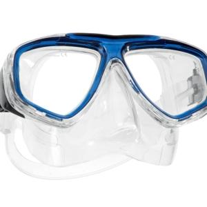 scubapro maske ecco blau