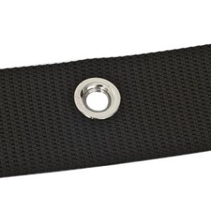 DIR ZONE Harnessgurt zum Einfädeln in eine Backplate.