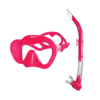 Mares Masken-Schnorchel Set Tropical Pink