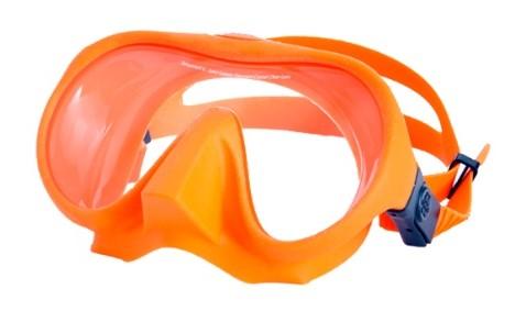 OMS Maske Tribe Lava Orange