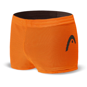 HEAD Double Power Drag Short Orange/Schwarz