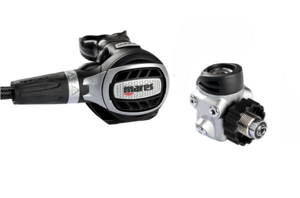 Mares Ultra 72X DIN 300bar Atemregler Set