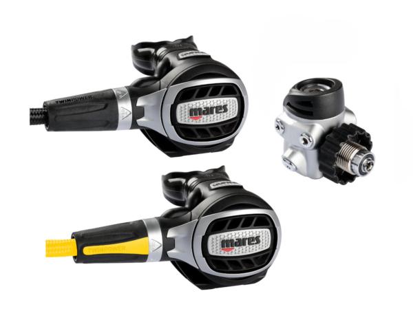 Mares Ultra 72X Oktopus Set DIN
