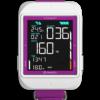Cosmiq Plus Weiß mit Purple Armband
