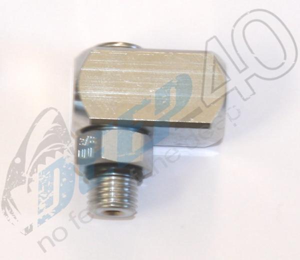 Scubapro 90° MD Adapter