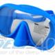Dive Pro Maske Spirit blau