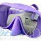 Dive Pro Maske Spirit lila