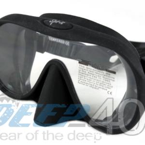 Dive Pro Maske Spirit schwarz