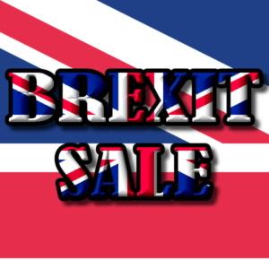 Brexit Sale