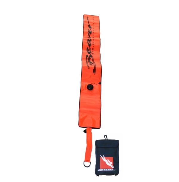 beaver Dekoboje 135 cm orange