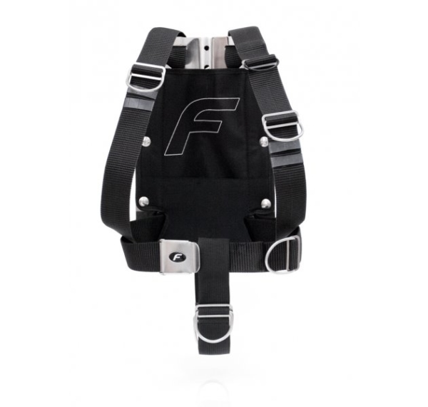 Finnsub Backplate Set DIR + Cover