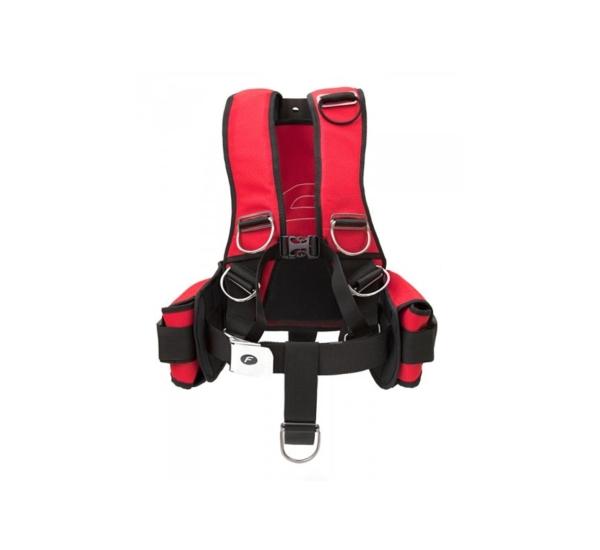 Finnsub Comfort Harness Rescue Rot