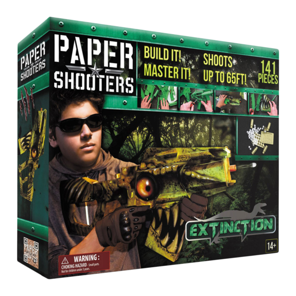 Paper Shooters Extinction