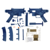Paper Shooters Innenleben blau
