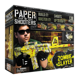 Paper Shooters Zombie Slayer