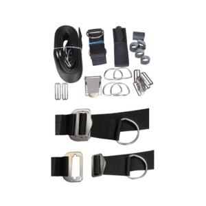 DIR ZONE Harness adjustable