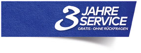3 Jahre Camaro Service gratis