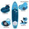 Surfstar iSUP 10'6 Details