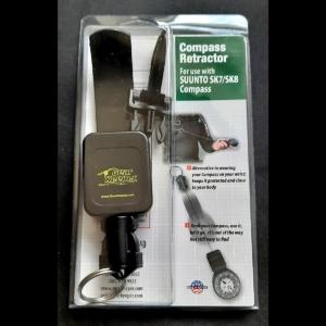 GearKeeper Retractor für Kompass Suunto SK7/SK8